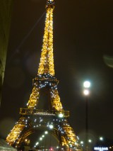 The Eiffel Tower at Night 4