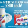 Win A 200 Asda Voucher Uk Competition And Freebies