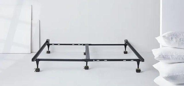 DreamCloud's Metal Bed Frame