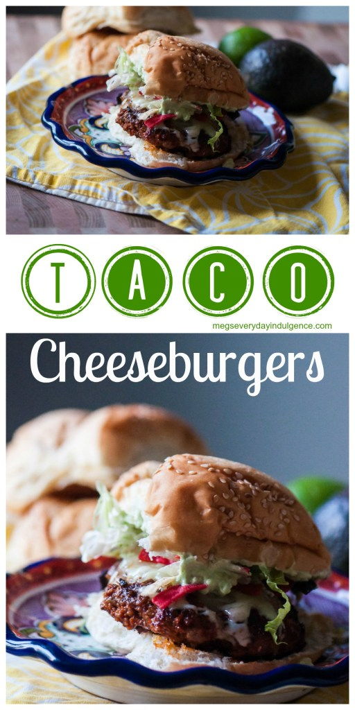 Taco Cheeseburgers