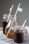 Homemade Coffee Syrups are going to totally blow your mind. Vanilla cupcake, chocolate mint & brown sugar cinnamon coffee syrups are easy to make & so cheap