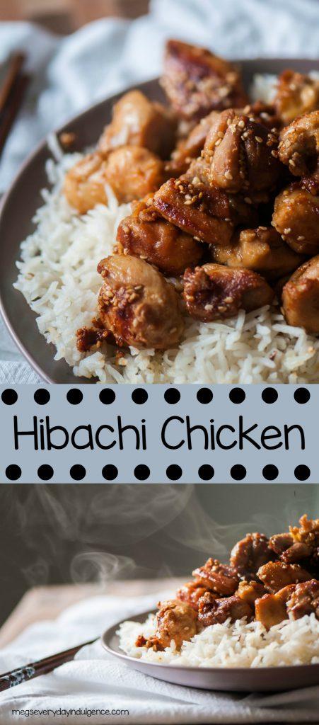 Hibachi Chicken