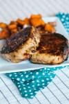 Maple Dijon Pork Chops