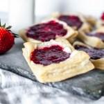 Mixed Berry Cream Cheese Danish