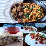 Meal plan for week of February 26th