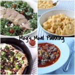 Meal plan week of March 19th