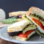 Easy and Healthy Veggie Panini