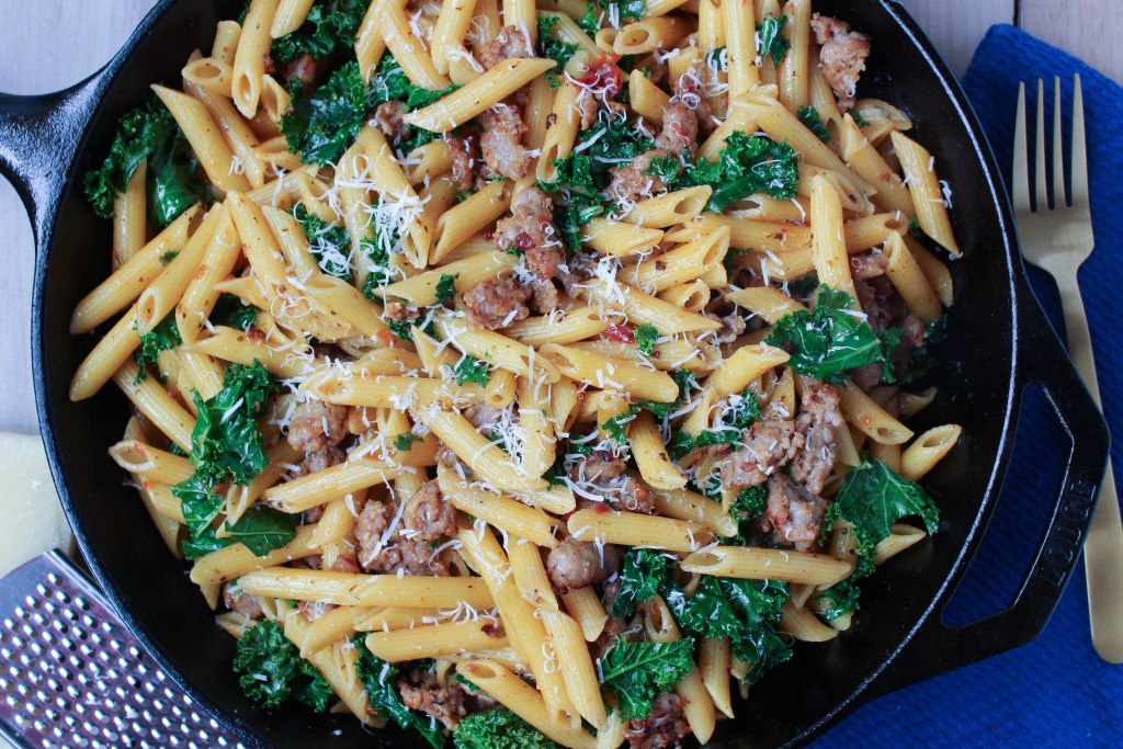 One pan Penne