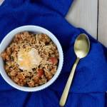 Healthy Turkey Lentil Chili