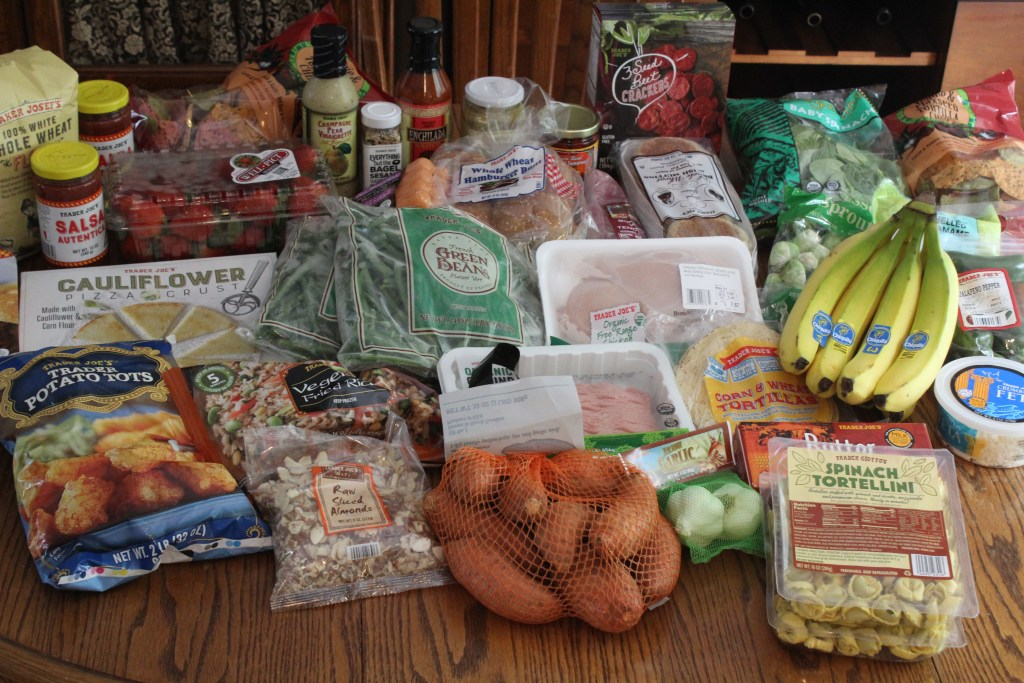 Trader Joe's Shopping trip