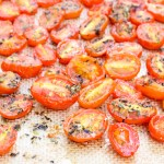 Garlic Roasted Cherry Tomatoes