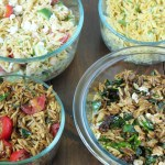 Four Banza rice meals