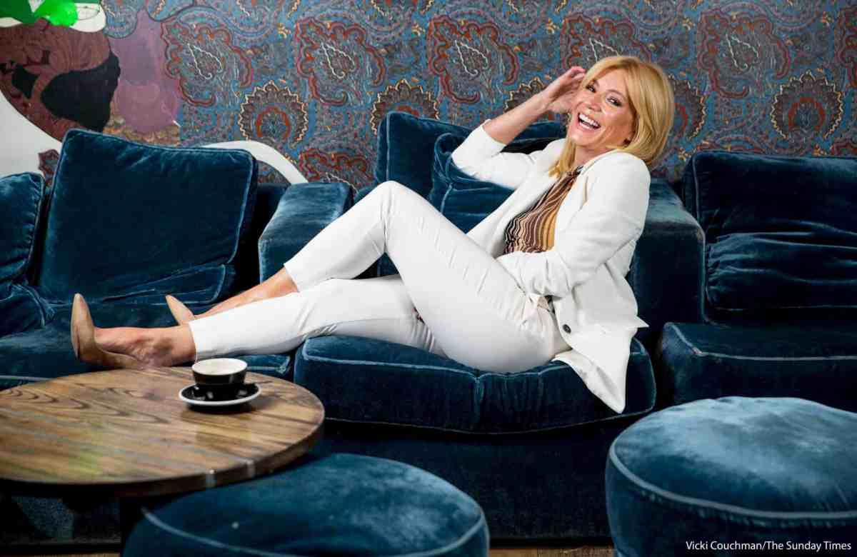 6 Questions With Michelle Collins