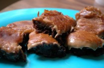 Broiled Peanut Butter Icing