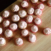 Pink Champagne Icing + Wilton Dessert Decorator