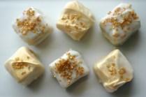 Golden Cake Bites
