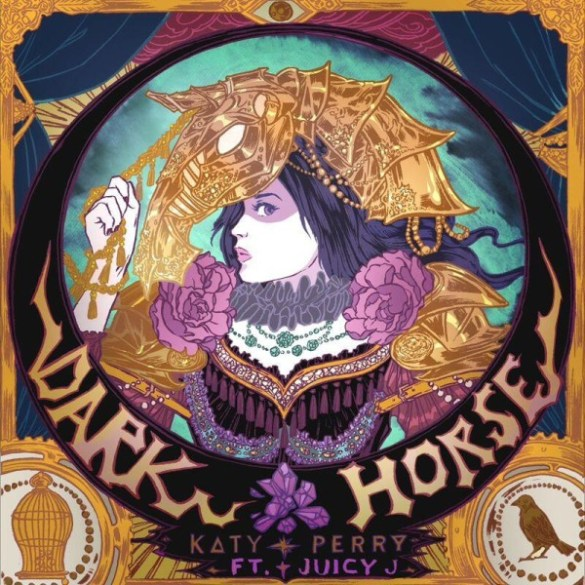 Katy-Perry-Dark-Horse-Official-2014-600x600