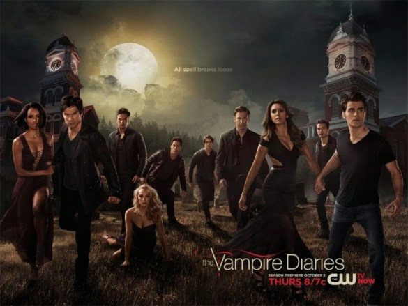 The Vampire Diaries - Season 6 - Promotional Poster