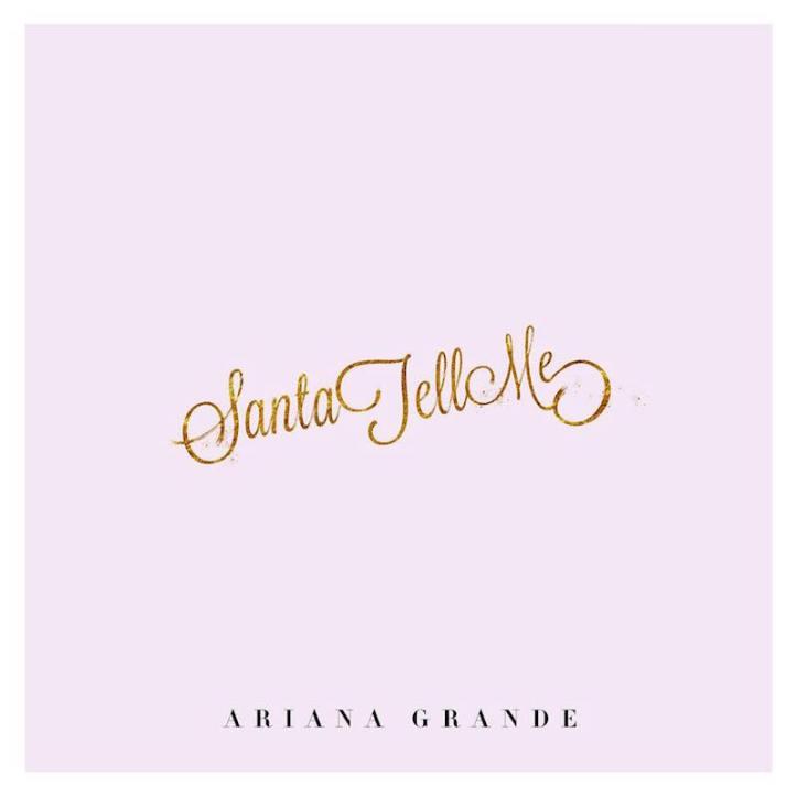 Ariana-Grande-Santa-Tell-Me