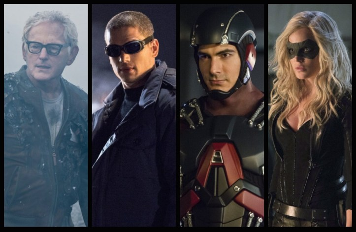 Arrow-Flash-spin-off