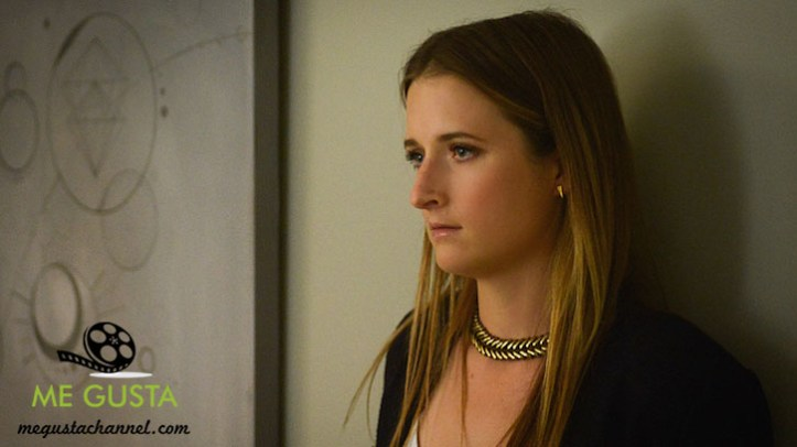 """""""The New Frontier"""" -- Molly discovers Ethan is alive and sets out to get her son back. Also, suspicions about John's death cause JD to investigate Julie's potential involvement, on EXTANT, Wednesday, July 29 (9:00-10:00 PM, ET/PT) on the CBS Television Network. Pictured Grace Gummer as Julie Gelineau Photo: Dale Robinette/CBS ©2015 CBS Broadcasting, Inc. All Rights Reserved"""
