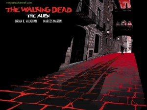 The Waking Dead - The Alien
