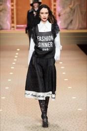 Dolce e Gabbana nero