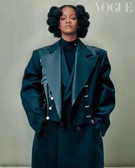 31.3.20 Rihanna by Steven Klein