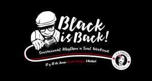festivales de música en Madrid: Black is Back