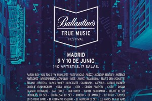 festivales de música en Madrid: True Music