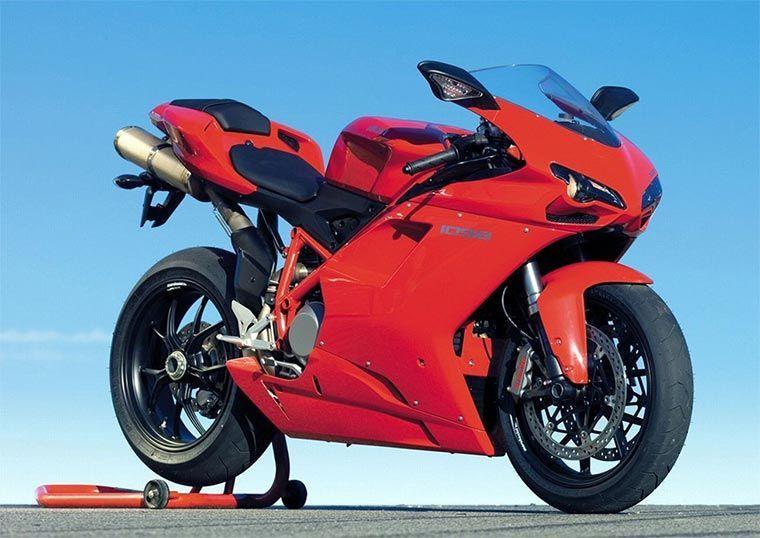 """Moto """"Ducati 1098s"""", una de las más rápidas del mundo"""
