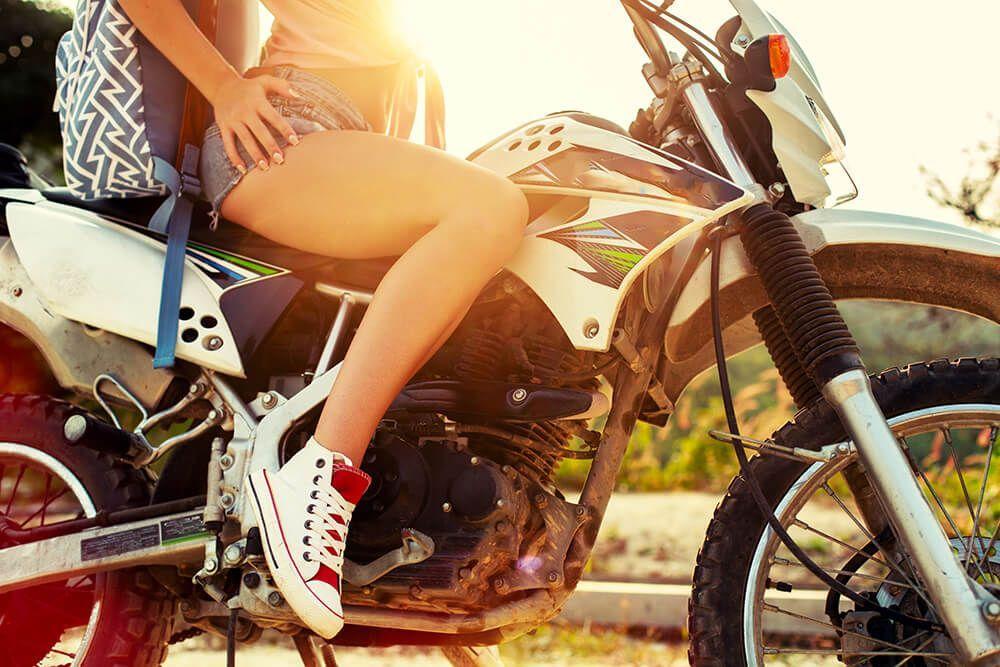 ¿Para qué puedo necesitar sacarme el carnet de moto?