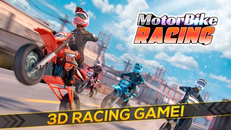 Motocross Survival - Juegos de Carreras de Motos Gratis