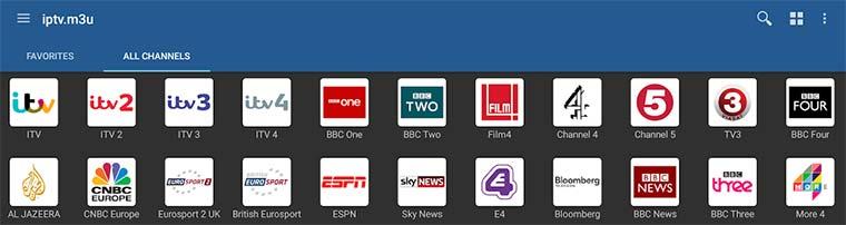 IPTV, ver canales gratis en Internet