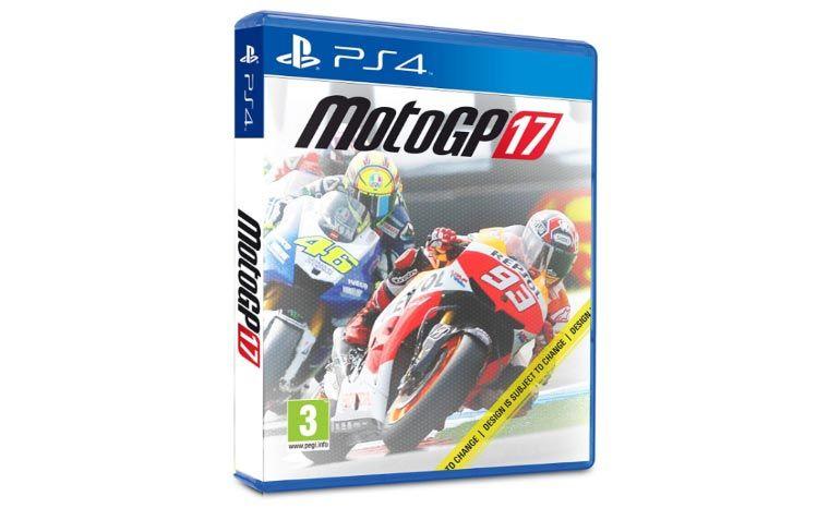 MotoGP 17 para PS4