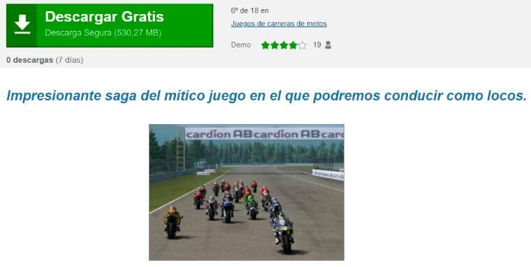 MotoGP de Portal Programas