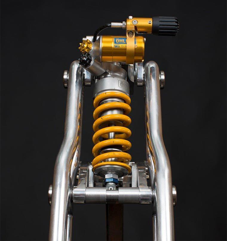 Horquillas, parte indispensable de una moto