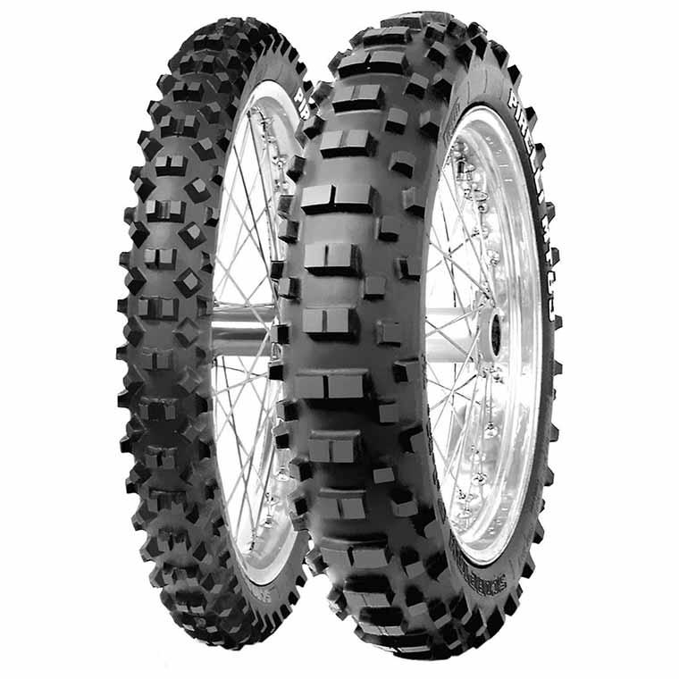 Neumáticos, parte imprescindible para una moto