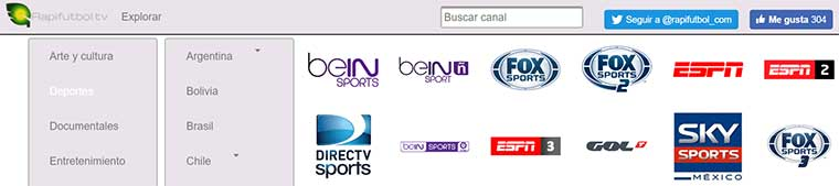 RapiFutbol TV