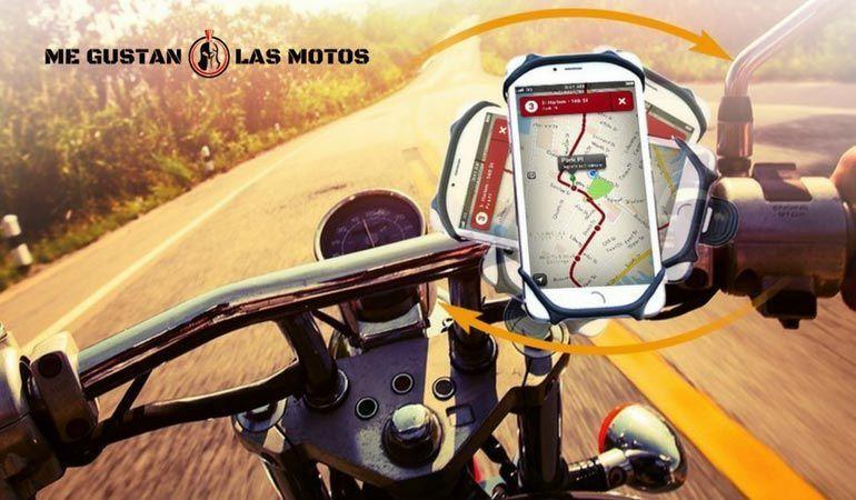 11 de los Mejores Soportes de móviles para Motos de 2019