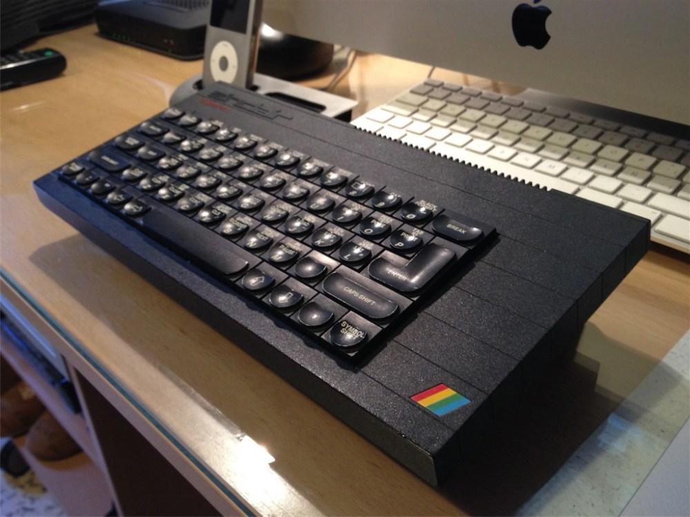 Pelea de Titanes. Zx Spectrum Vs iMac (6/6)