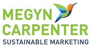 Megyn Carpenter Sustainable Marketing logo