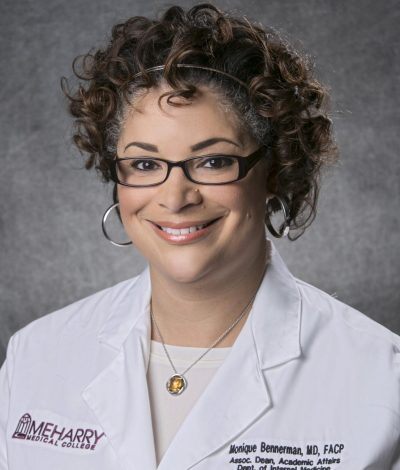 Monique Forskin Bennerman, M.D.