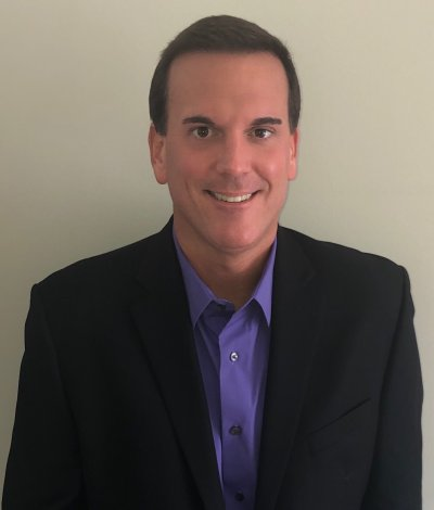 Dr. Christopher White - Headshot