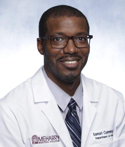 Samori Cummings, M.D.