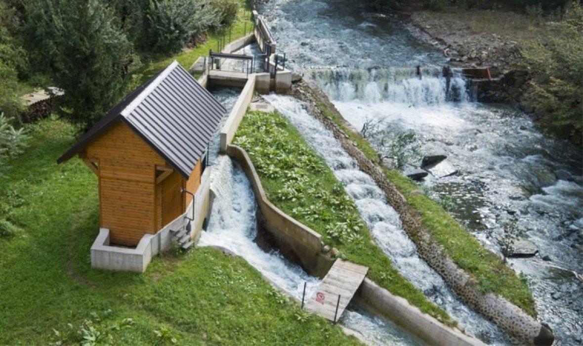 Mehatronik mini hidroelektrana