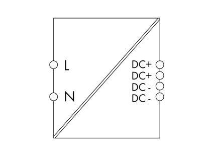 WAGO Svičersko (switched mode) napajanje - EPSITRON® COMPACT POWER - mono-fazno; 24 VDC / 1.3 A - 787-1002
