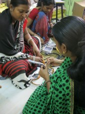 Women's Upcycling Project