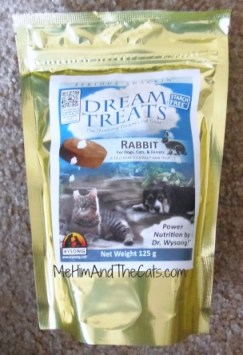 Wysong Dream Treat Bag #FreeProductReceived