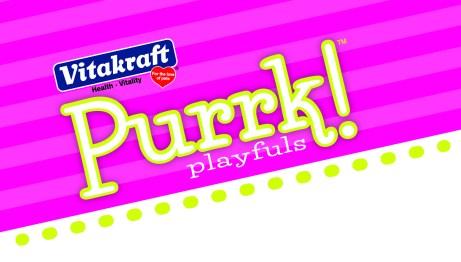 Purrk! Playfuls Logo